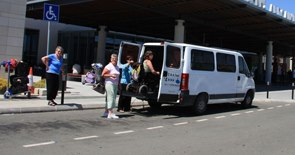 Adapted Minibus Transfer Services