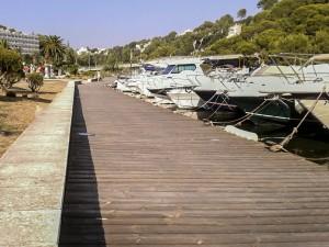 Cala Galdana Harbour