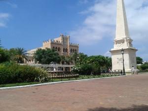 Plaza d'es Born