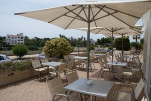 El Bar Restaurante Sa Galera Hotel Port Ciutadella