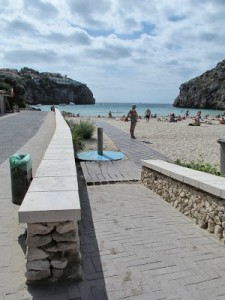 Access path to Beach
