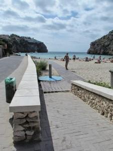 Access path to Beach