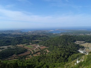 Panoramic View from Monte Toro