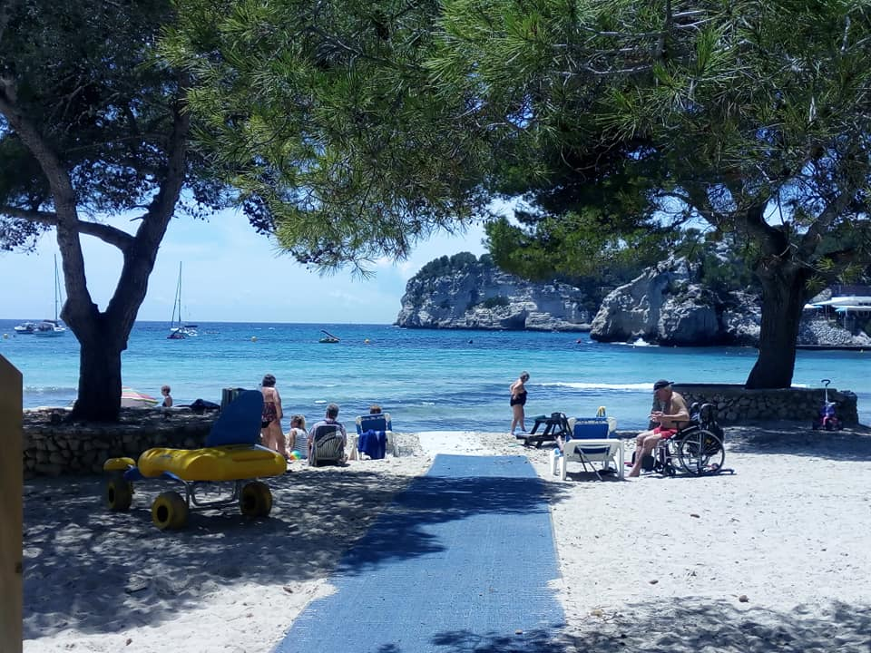 Sa Platja Gran - Holiday Mobility Scooters Menorca